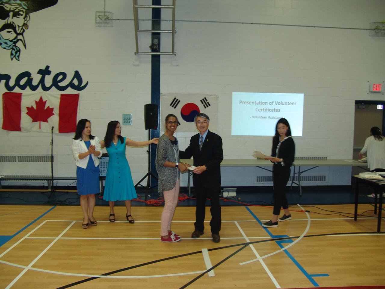 12-1 오년장기근속상 Five-Year Volunteer Service Award-Rochelle Morris-Pierre.JPG